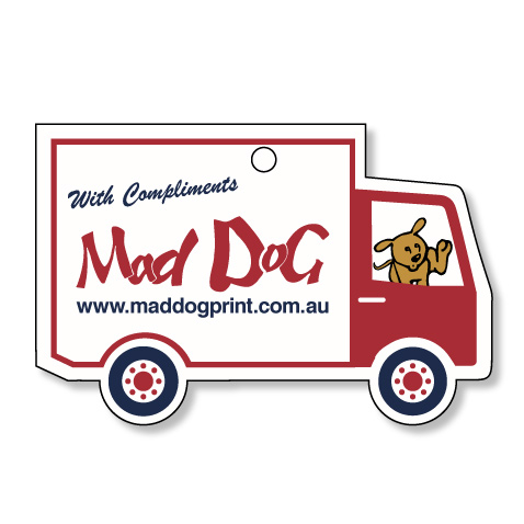 Promotional Truck Air Fresheners In Perth