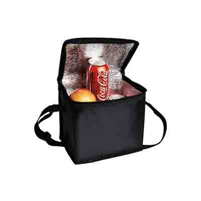 Promotional Black small Cooler Bags in Perth