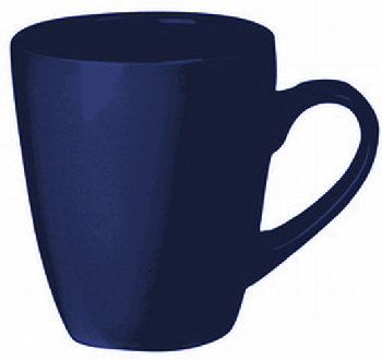 Promotional Blue Calypso Mug in Perth