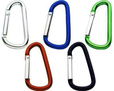 Promotional Carabiner Keyrings in Australia