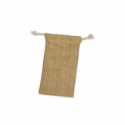 Promotional Jute Gift Bags Small in Perth