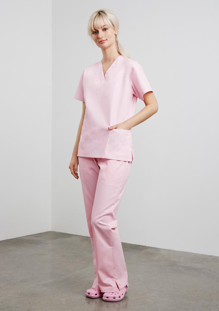 Promotional Ladies Classic Scrubs Bootleg Pant Online in Australia