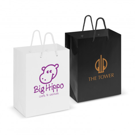 Personalised Laminated Carry Bags in Perth