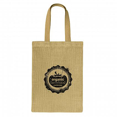 Buy Promotional Zeta Jute Tote Bags in Australia
