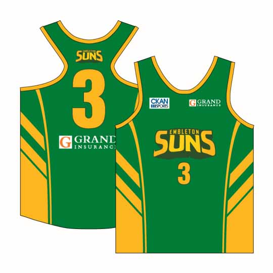 Promotional Men's Volleyball Singlets in Perth