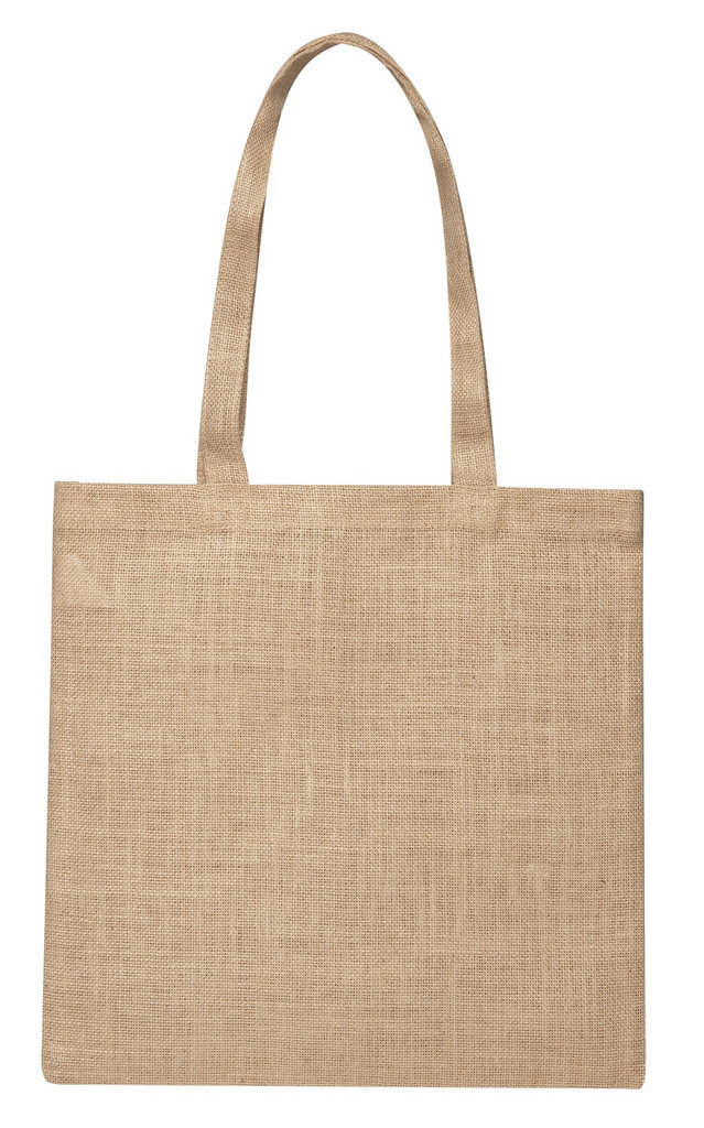 Custom Printed Starched Jute Supermarket Bag in Perth, Australia