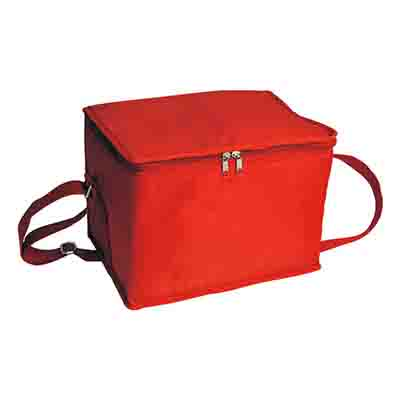 Promotional Red Large Cooler Bags in Perth