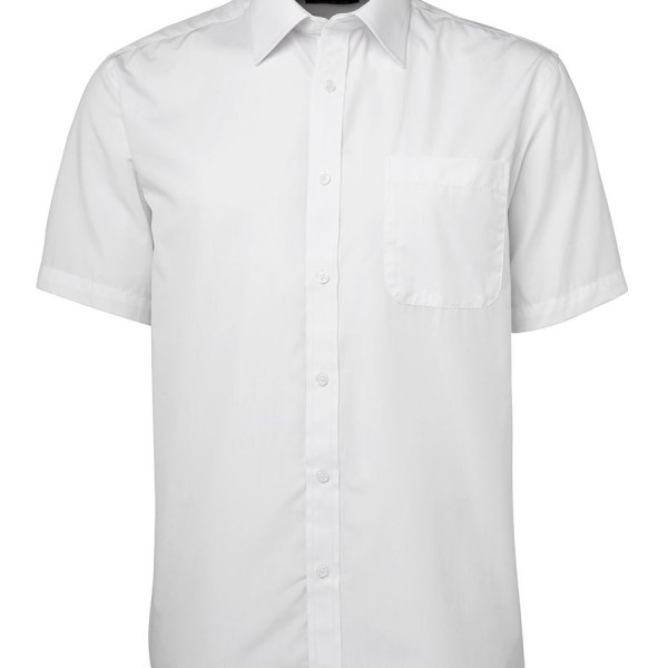 Promotional White Poplin Shirts in Perth