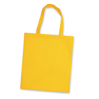 Promotional Yellow Affordable Tote Bag in Perth, Australia