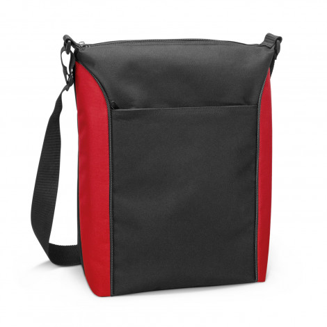 Personalised Red Monaro Conference Cooler Bag in Perth