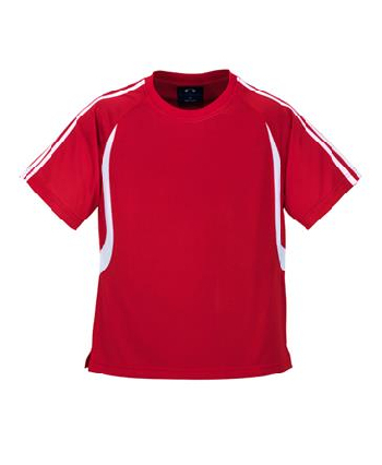 Apparels Sportswear Soccer Pre-made Soccer Uniforms Mens BizCool Flash Tee - T3110 Perth Australia