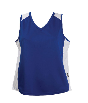 Buy Online Royalwhite OC Ladies Basketball Jersey in Australia