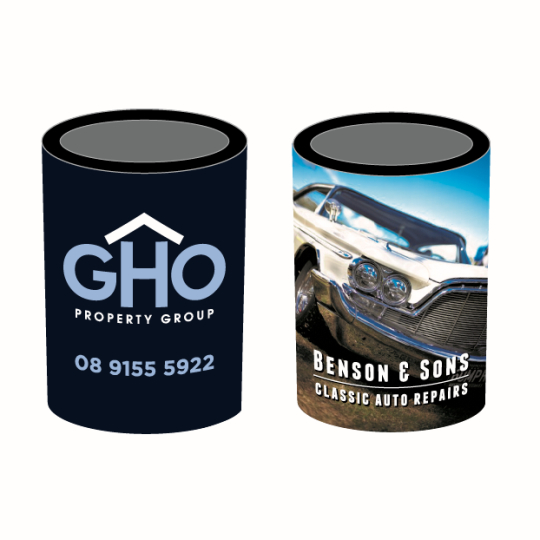 custom made stubby holders printed in perth
