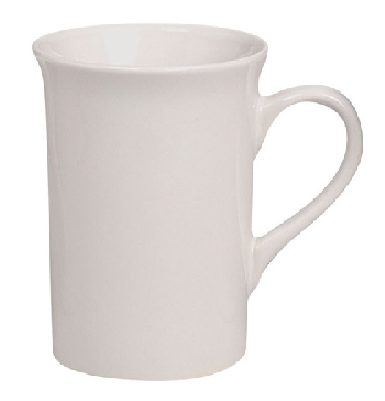 Buy Promotional Yellow Tall Flared Mug Online in Perth