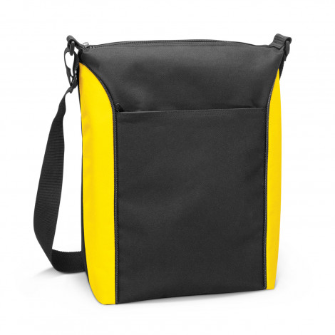 Promotional Yellow Monaro Conference Cooler Bag in Australia